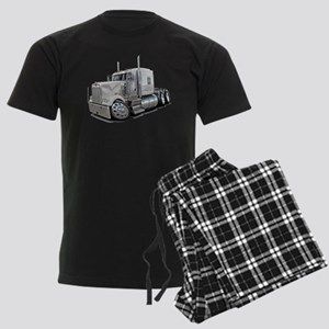 Kenworth w900 White Truck Pajamas
